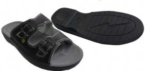 Антистатические кожаные сандалии DOKA-CA-43